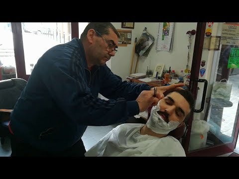 Beard Shave By Italian Barber Shop Enzo