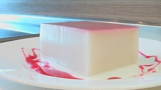 Миндальное желе ( бламанже ) видео рецепт. Книга о вкусной и здоровой пище