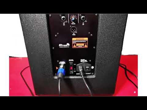 Новинка! профессиональная акустическая система Eltronic AC 12A обзор уже на канале!