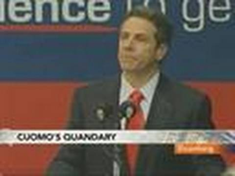 Andrew Cuomo Enters New York Governors Race: Video