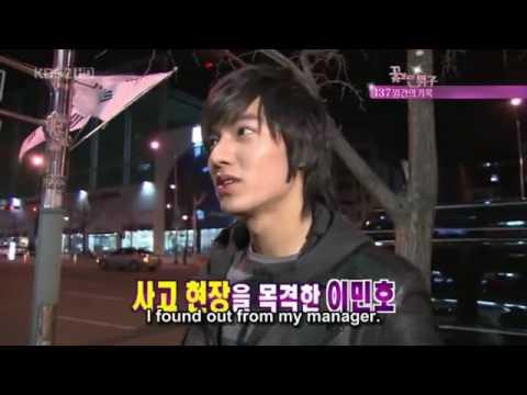 Jan Di(Goo Hae Sun)car accident(eng sub).flv