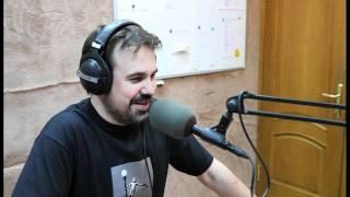 "Антон Лирник (Дуэт имени Чехова / Comedy Club) - Эфир Радио ""Мелодия"""