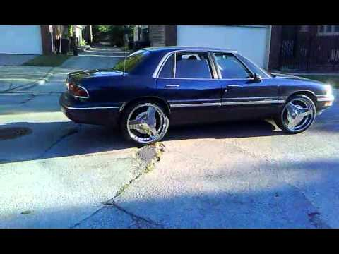 Buick Lesabre on 22's - YouTube