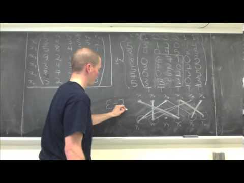 Graph Theory: Hungarian Algorithm Example