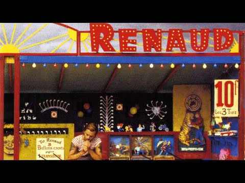 Renaud - Cheveu blanc (Audio officiel)