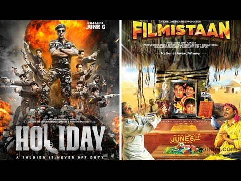 Box Office Prediction: Good Hopes From 'Holiday' And 'Filmistaan'