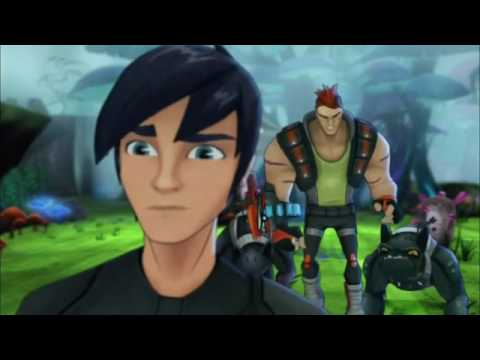 Slugterra [#12] - Odpływ from YouTube · Duration:  21 minutes 16 seconds