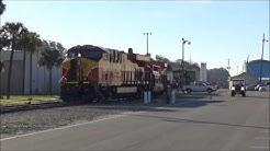 Jacksonville Florida Train Show Railfanning Weekend, Part 3  2/11/17