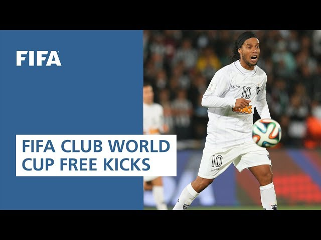FIFA Club World Cup Freekicks [2000-2017]