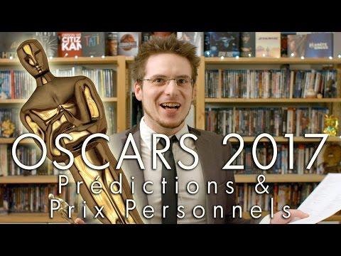 Oscars 2017 - Prédictions et Prix Personnels