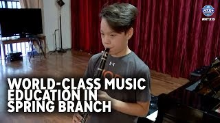 Next greatest musician could be training in Spring Branch | HTX+