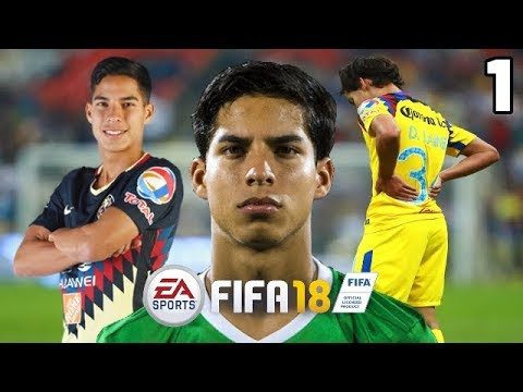 FIFA 18 My Player: Diego Lainez | Opportunity | Ep.1 (Pilot)