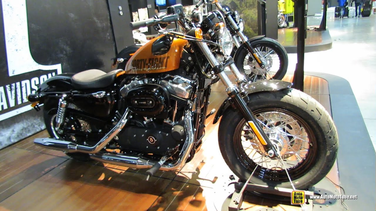2015 Harley Davidson Sportster Forty Eight