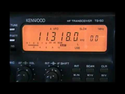 Novosibirsk Volmet (West Siberia, Russia) - 11318 kHz (USB)