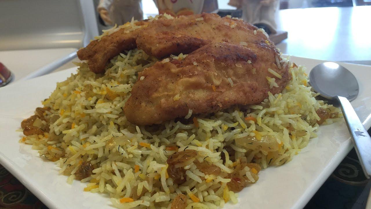 اكلات عراقية ام زين مطبك سمك Youtube