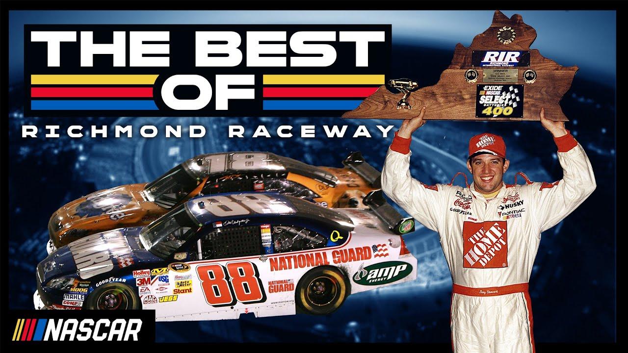 Richmond's Best Short-Track Racing Moments | Best of NASCAR | Richmond Raceway