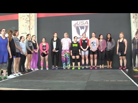 2017 New Haven Open Women's Session