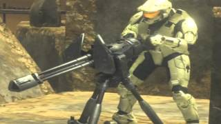 War: Attack on Arcadia (Halo 3 Machinima) [Full Movie]