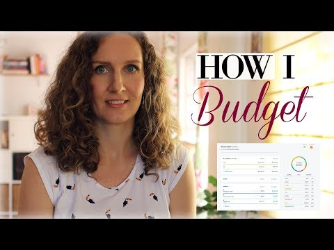 How I Budget With EveryDollar App + I'll Show You My Personal December Budget!