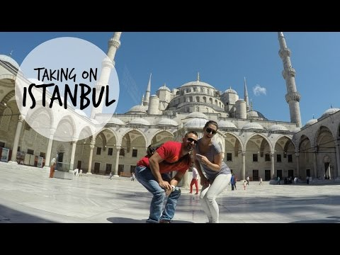 Istanbul in 3 days | Travel Vlog 2016