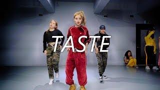 Tyga - Taste    CHESHIR choreography
