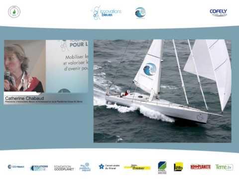 Conférence au Yacht Club de Monaco