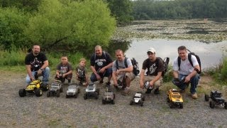RC ADVENTURES - 1/10 SCALE RC TRAiL Run  - TOP GEAR PA