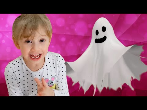 Alena And Pasha Play With A Ghost