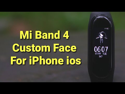 change theme of mi band 4 for apple ios | Mobile TIps 'N' Tricks