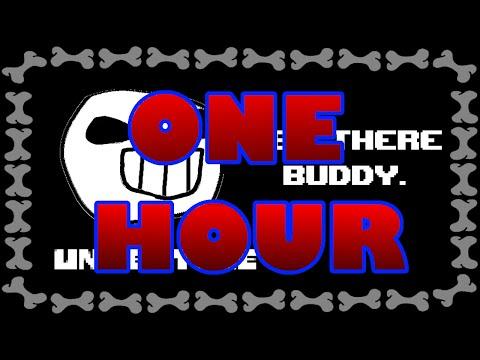 one hour: hey there buddy (joke dub)