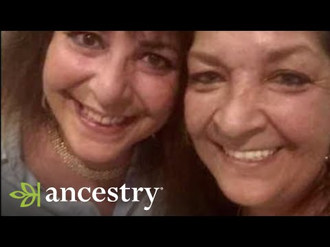 AncestryDNA | 12 Days of Connections - Helen and Adonna | Ancestry