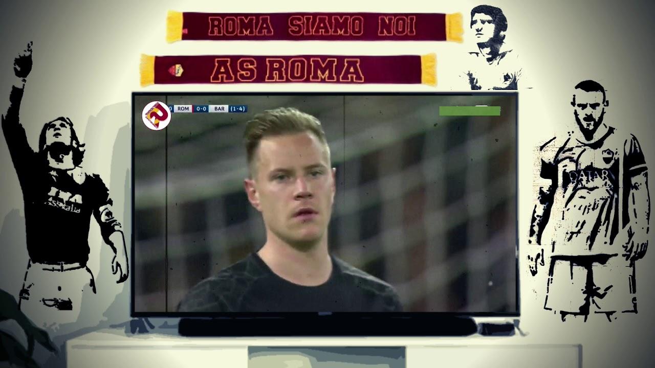 Roma Crew | Roma Barça 10/4/2018 (Champions League)