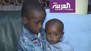اعادة تأهيل اطفال دواعش قتل ابآهم في ليبيا