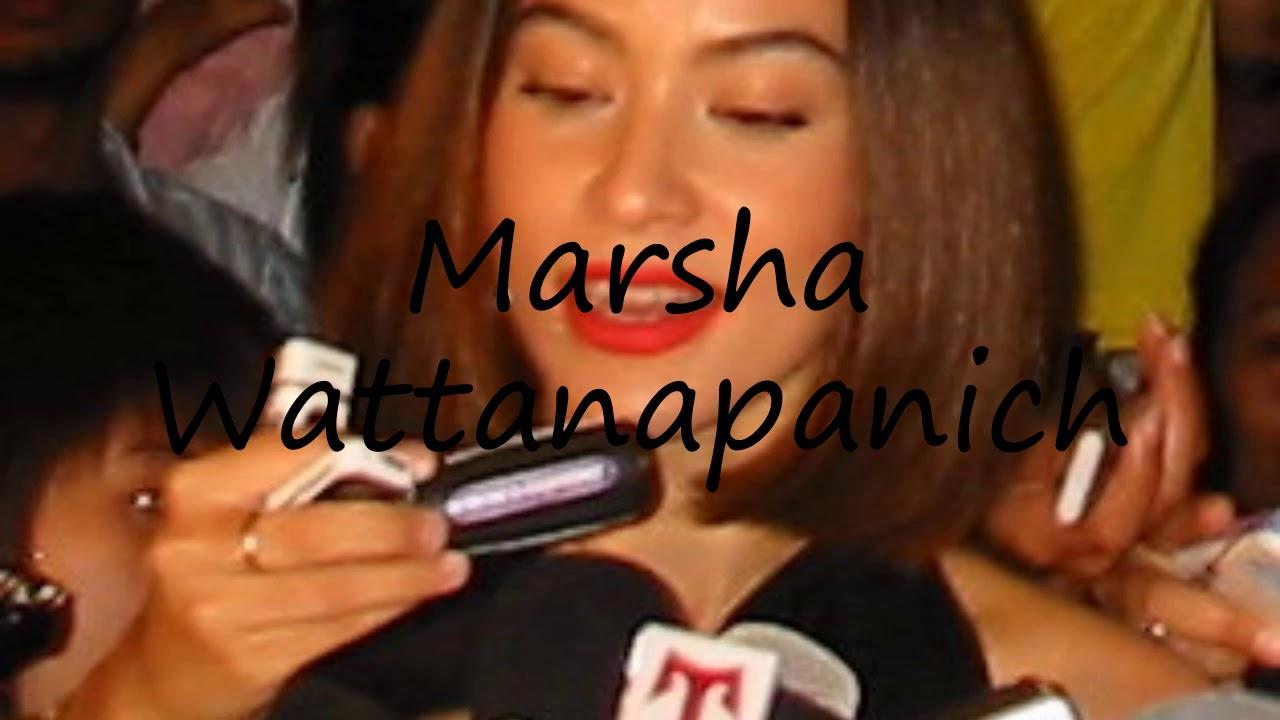 pictures Marsha Wattanapanich