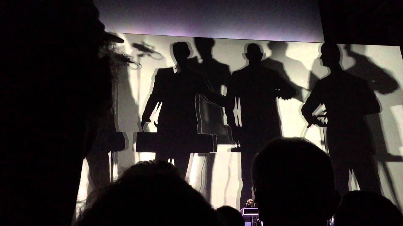 Kraftwerk Les Mannequins