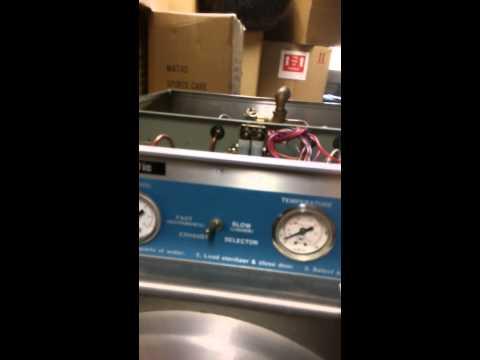 How to repair Market Forge Sterilizer Autoclave. Fix Sterilizer Service