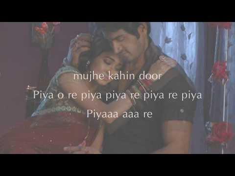 Lirik lagu UTTARAN PIYA O RE PIYA - Atif Aslam ft. Shreya Ghoshal