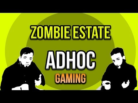Adhoc Gaming - Zombie Estate (XBL Indie Games)