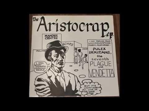 "V/A Aristocrap E.P. Full 7"" ep Vendetta ,7th Plague Pulex Irritants Seventh Plague"