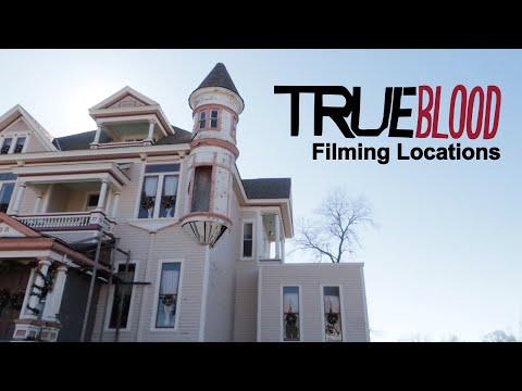 True Blood Filming Locations - Shreveport, Louisiana