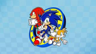 Repeat youtube video Sonic Mega Collection - Extras & Options Menu EXTENDED