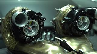 Бизнес ракета на 1000 сил, проект Audi S8 на гибридах!