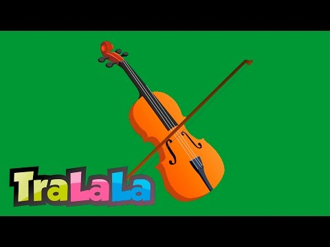 Cantecele - Instrumentele muzicale