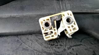 Модернизация(переделка) замка багажника ваз 2108 2109 часть 1