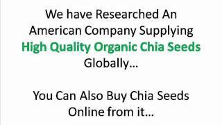 Where to Buy Chia Seeds? Watch Before you Buy