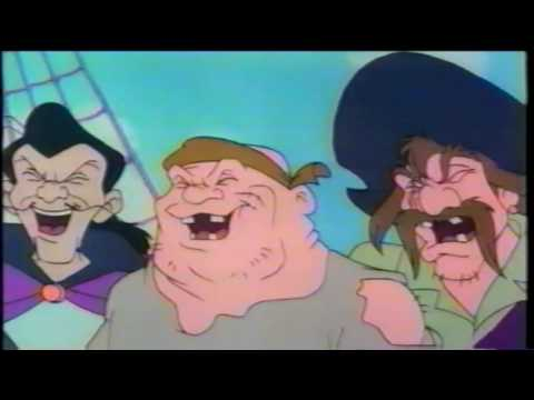 Fox's Peter Pan & The Pirates Animated Series Promo TV Commercial