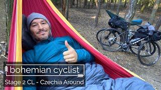 """Bikepacking Czechia - Podebrady to Kutna Hora """"Stage 2 Czechia Around Central Loop"""""""