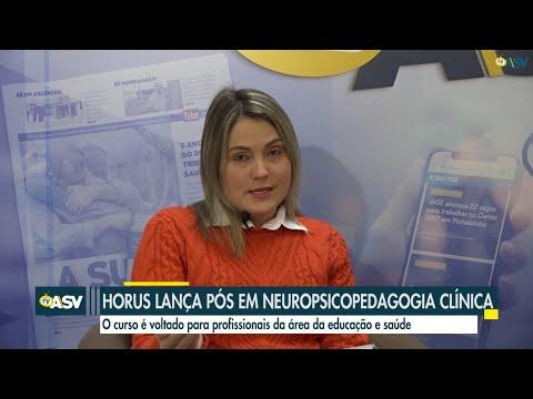 Horus lança nova pós-graduação em Neuropsicopedagogia Clínica