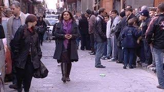 Suriyeli Hıristiyanların sessiz Noel'i