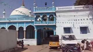 hazarath syed sulthan ali shah bukhari dargahaghapurahyderabad